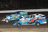 Bruce Rogers Memorial Money Maker 50 Presented by VP Racing Fuels - Grandview Speedway - 2 Dominick Buffalino, 1C Craig Von Dohren