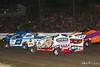 Bruce Rogers Memorial Money Maker 50 Presented by VP Racing Fuels - Grandview Speedway - 23 Brad Grim, 74w John Willman