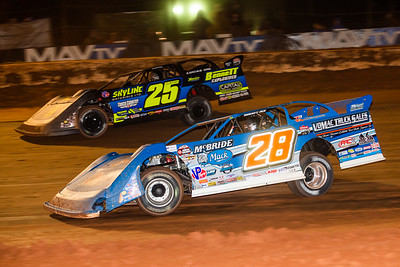Dennis Erb, Jr. (28) and Shane Clanton (25)
