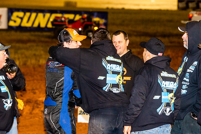 Tim McCreadie and crew