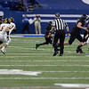 2020 IHSAA 1A State football Championships at Lucas Oil Stadium in Indianapolis, IN. Photo by Eric Thieszen.