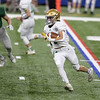 2020 IHSAA 5A State Football Championships, at Lucas Oil Stadium in Indianapolis, IN. 11/28/2020. Photo by Eric Thieszen.