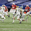 2020 IHSAA 6A State Football Championships, at Lucas Oil Stadium in Indianapolis, IN. 11/27/2020. Photo by Eric Thieszen.