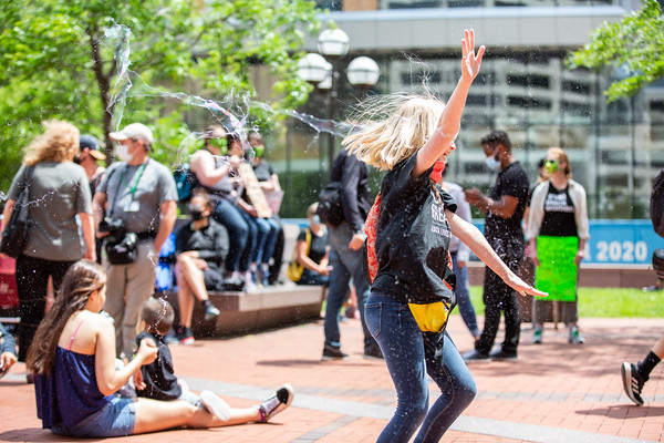 International Solidarity Day of Protest Against Police Terror in Minneapolis