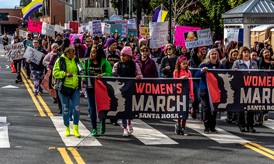 Women' March 2020-Bill Clark-102