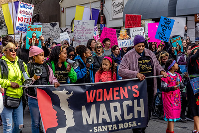 Women' March 2020-Bill Clark-106