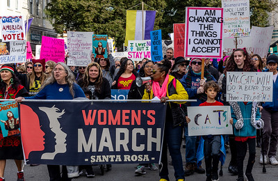Women' March 2020-Bill Clark-104