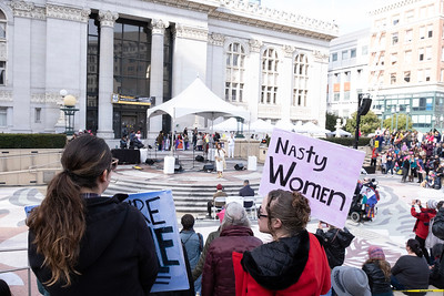 Women's March Oakland 2020