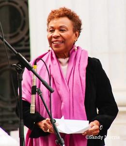 _W5A0386c Congresswoman Barbara Lee ©Sandy Morris
