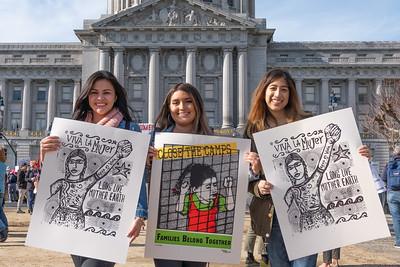 Womens March San Francisco - Steve Disenhof --40