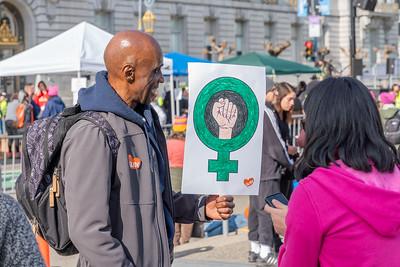 Womens March San Francisco - Steve Disenhof --48