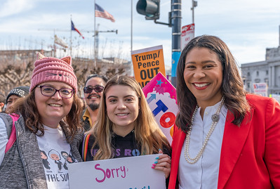 Womens March San Francisco - Steve Disenhof --55