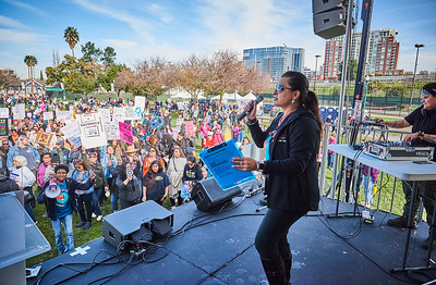 2020 Women's March San Jose