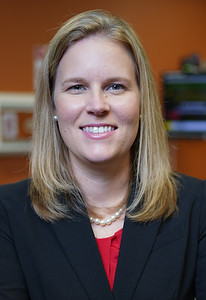 Dr. Tracy Arnold, Dean of the Hunt School of Nursing