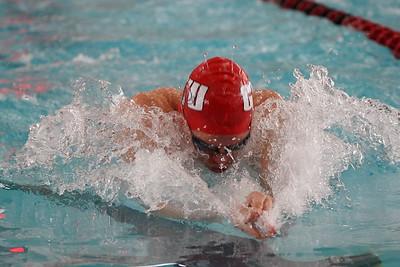 Men's Swim Meet vs. Wofford