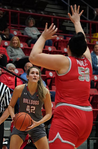 Women's Basketball vs. Radford 1/25