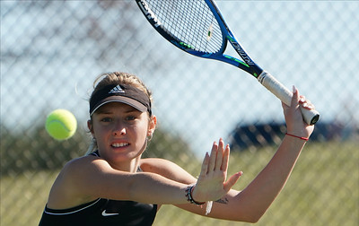 Women's Tennis vs. NC Central 1/26