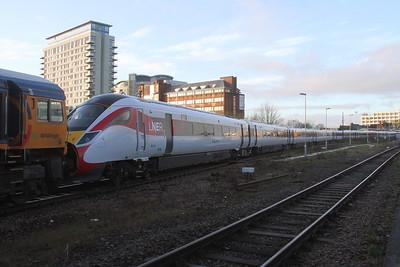 801221 Basingstoke 17/01/20 5X51 Eastleigh to Acton