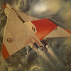 Avro Arrow (apparently my grandfather Andrew Doyle worked at the Canadian factory)