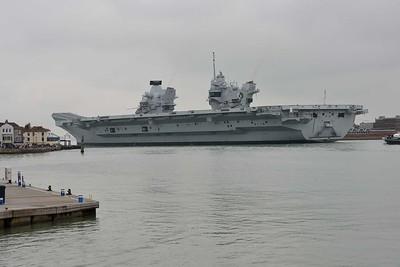 24 January 2020 :: HMS Queen Elizabeth