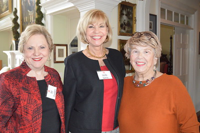 Salvation Army Women's Auxiliary Kickoff