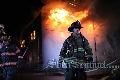 Structure Fire - Shenandoah - 1/17/2020