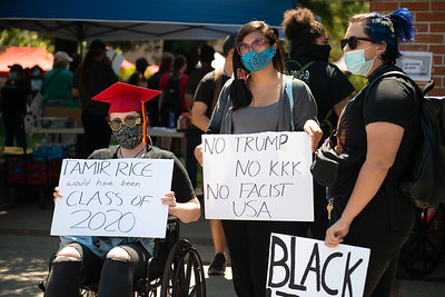 BLM Protest Los Gatos