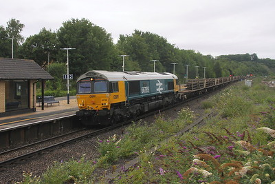 66789 Micheldever 23/07/20 6X01 Scunthorpe to Eastleigh