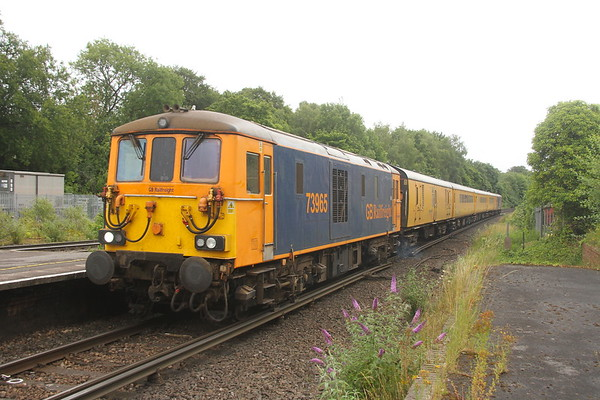 73965 Micheldever 08/07/20 1Q53 Eastleigh to Southampton  Up Yard