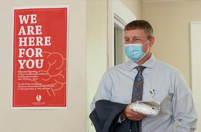 GWU Student Clinic Ribbon Cutting