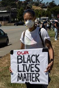 Black Lives Matter-Marin City 8 (Terry Scussel)