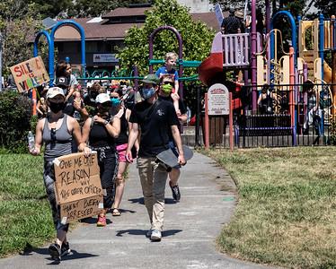Black Lives Matter-Marin City 23 (Terry Scussel)