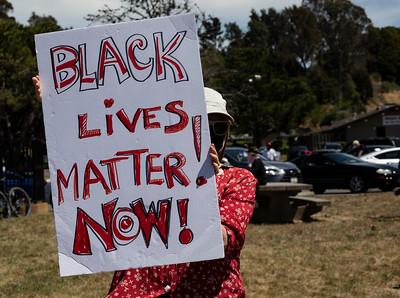 Black Lives Matter-Marin City 14 (Terry Scussel)