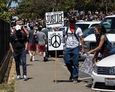 Black Lives Matter-Marin City 6 (Terry Scussel)
