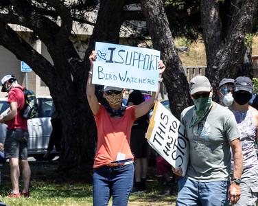 Black Lives Matter-Marin City 4 (Terry Scussel)