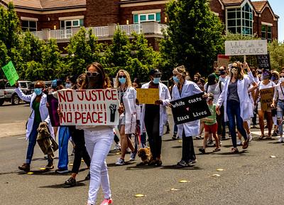 Drum Led Silent March Santa Rosa   Bill Clark-29