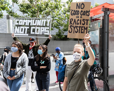 Abolish the Police SF 9 (Terry Scussel)