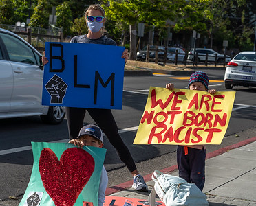 Mill Valley BLM Protest June 5 2020 (Marnie Walters) (2 of 16)