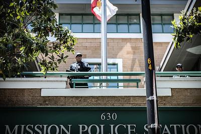 Photo by Lynn LaRocca, Refuse Fascism SF March - BLM, June 6 2020 5809
