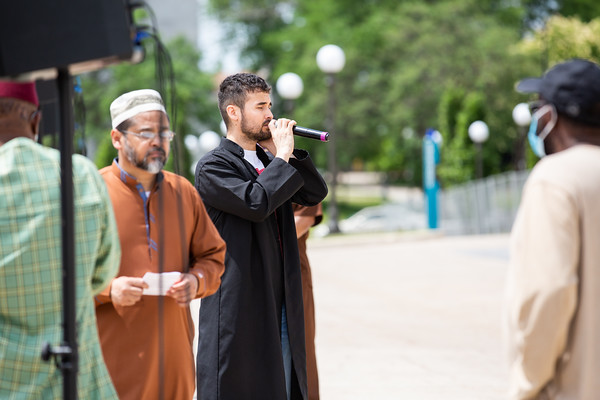 Juneteenth Reparations and Jumu'ah Khutbah Rally