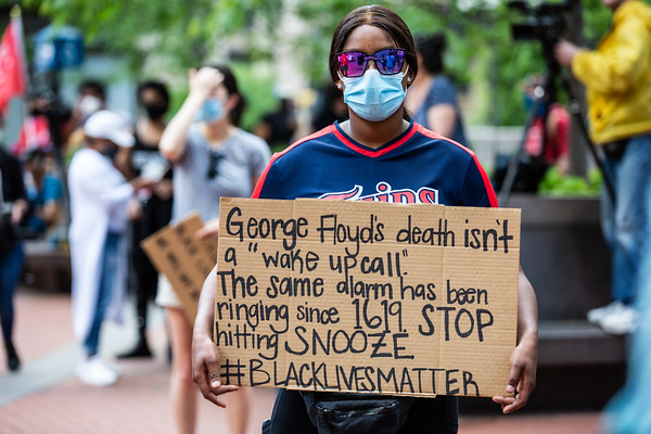 Justice for George Floyd-We Demand Change NOW!