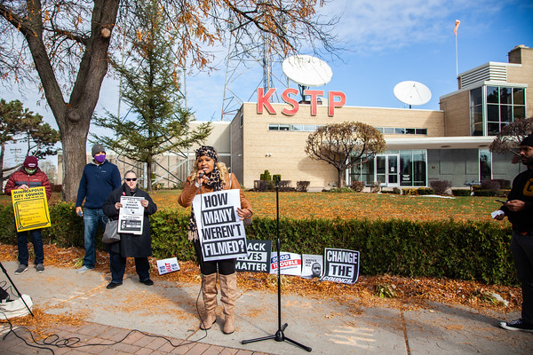 KSTP Rally and Press Conference
