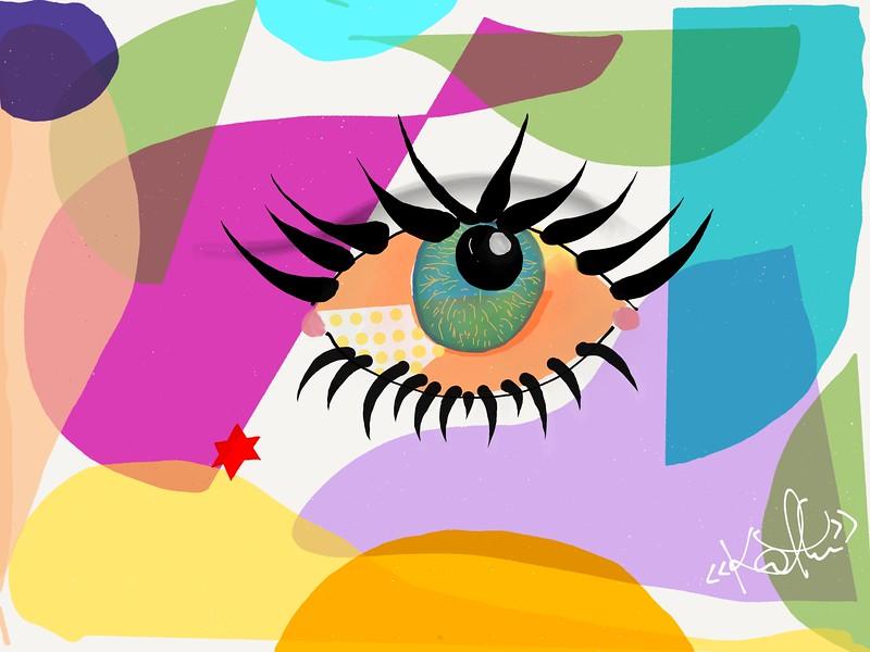 Original Artwork - Artist - Katherine Yollin