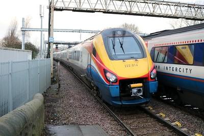 222017_222014 0902/1D11 St Pancras-Nottingham