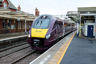 222104 0907/1M05 Kettering-Corby
