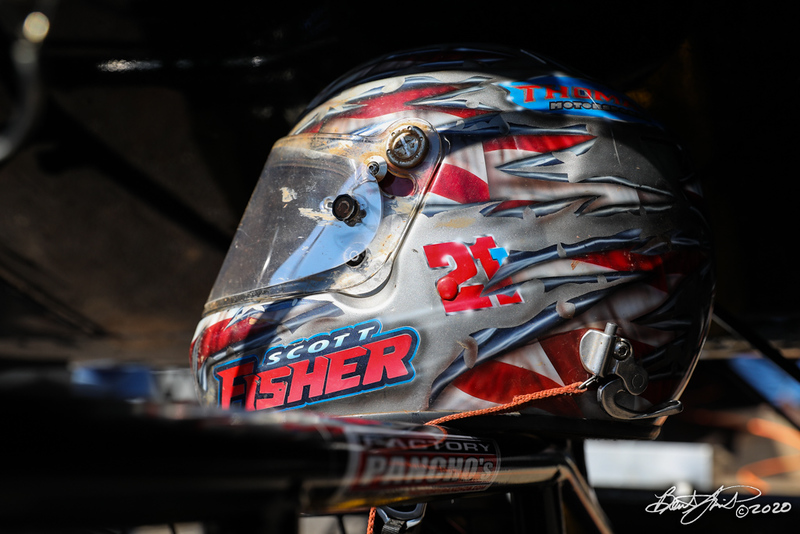 Lincoln Speedway - 21T Scott Fisher