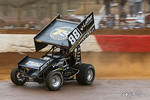 dirt track racing image - Lincoln Speedway - 88 Brandon Rahmer