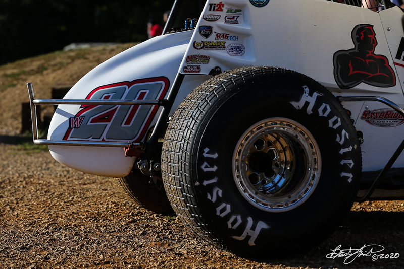 Dirt Classic VII - Ollie's Bargain Outlet All Star Circuit of Champions presented by Mobil 1 - Lincoln Speedway - W20 Greg Wilson