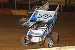 dirt track racing image - Dirt Classic VII - Ollie�s Bargain Outlet All Star Circuit of Champions presented by Mobil 1 - Lincoln Speedway - 69K Lance Dewease, 10x Ryan Smith
