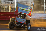 dirt track racing image - Icebreaker 30 - Lincoln Speedway - 72 Ryan Smith
